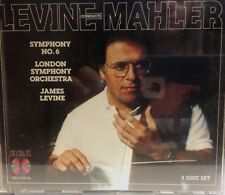 MAHLER - Symphony 6 - 2 CD - Import - **Excellent Condition**