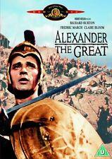Alexander the Great (Richard Burton) New DVD Region 4