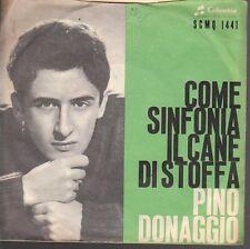 10503  PINO DONAGGIO COME SINFONIA
