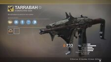 Destiny 2: Tarrabah Recovery PS4