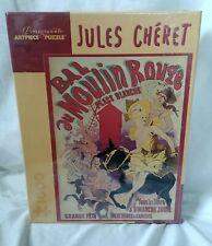 """🆕 Replica Puzzle of Jules Cheret's """"Bal du Moulin Rouge"""""""