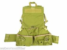 London Bridge Trading Gold Label LBT 2331A Breacher Pack Khaki Tan MJK EAGLE