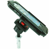 13.3-14.7mm Motorcycle Fork Stem Mount with TiGRA Tough Case for iPhone 7 PLUS