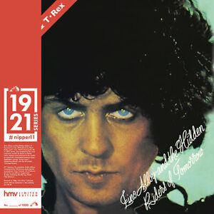 "T.Rex - Zinc Alloy and… (hmv Excl) 1921 Series Zinc Alloy Vinyl 12"" Album Record"