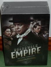 BOARDWALK EMPIRE 1-5 TEMPORADAS COMPLETAS 22 DVD NUEVO SERIES (SIN ABRIR) R2