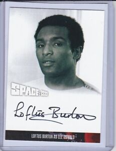 Space 1999 Series 4 Autograph Trading Card Selection - Unstoppable Cards