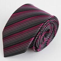 ENGBERS 100% Seiden Krawatte Tie Cravate 22