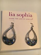 lia sophia earrings Atlantis- additional items ship free
