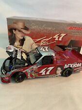 2004 1/24 Action Tony Stewart #47 Sara Evans Celebrity All Star Diecast Truck