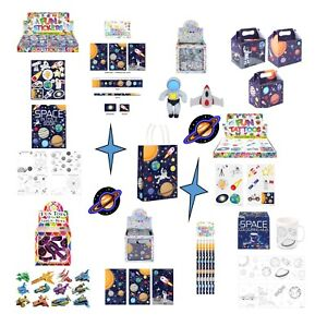 Space Party Bag Fillers Boys Girls Birthday Party Bag Toys - Buy 3 Save 10%