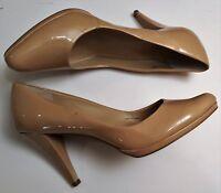 "ELLEN TRACY 10 M Shoes  Women  Heels 3"" Beige"
