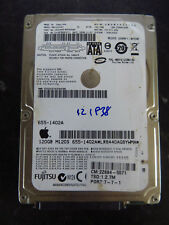 Fujitsu 120GB SATA 2.5 Laptop Hard Disk Drive HDD MHY2120BH - Apple 655-1402A
