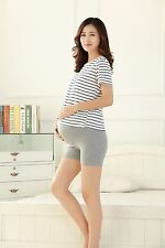 New Women Maternity Shorts exercise legging Adjustable Comfy Pregnant Short Pant