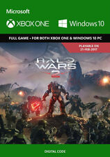 Halo Wars 2 Microsoft play on Xbox One windows key