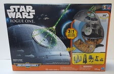 Star Wars Rogue One Micro Machines Death Star Playset - New in Box