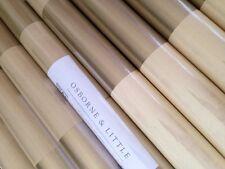 4 rolls of Osborne & Little 'Dulwich Stripe' Wallpaper W5876-05