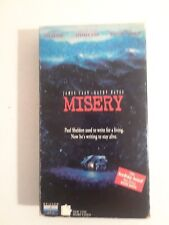 Misery VHS Movie Horror Movies