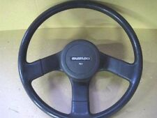 JDM OEM USED SUZUKI Samurai Jimny JA11 JA11V Genuine Steering wheel JAPAN