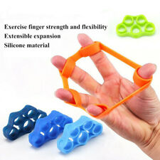 Hand Finger Exerciser Stretcher Strengthener Grip Trainer Resistance Forearm 4kg
