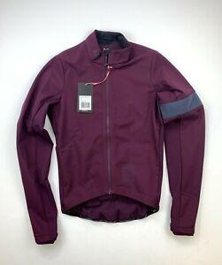 RAPHA Pro Team Training Jacket Plum Purple Size Small New