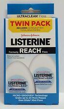 1 Johnson & Johnson Listerine Ultra Clean Mint Floss