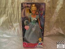 Silver,Sparkle Princess Cinderella, 2004, Blue Ring for You! Blonde Braided Hair