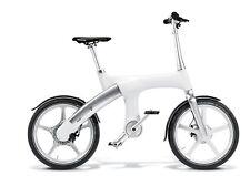 MANDO Footloose IM (weiß) Elektrobike ohne Kettenantrieb
