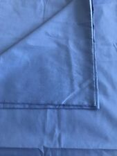 Blue Fabric 75cm X 200cm Royal Blue Cotton Blend - Off Cut New
