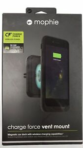 mophie Wireless Charging Car Vent Mount for mophie cases