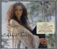 SHANIA TWAIN - FOREVER AND FOR ALWAYS / THAT DON'T IMPRESS ME MUCH 2003 EU CD2