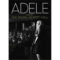 ADELE LIVE AT THE ROYAL ALBERT HALL CD & DVD ALL REGIONS NEW