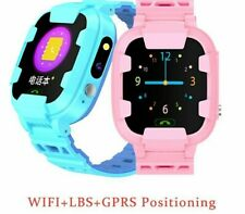 Smart Watch Kids LBS WiFi Positioning Camera Watch Children Waterproof SOS Emerg