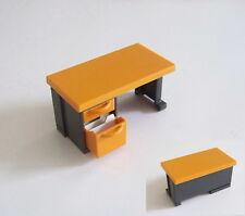 PLAYMOBIL (R462) ECOLE - Bureau avec Tiroir Range Dossiers 4324