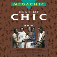 Chic-The Best of Chic Vol.1: Megachic CD Compilation  Very Good