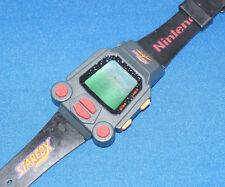 NINTENDO STARFOX GAME WATCH ELECTRONIC HANDHELD GAME WRISTWATCH VINTAGE TOY 1993