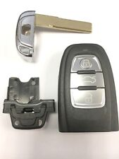 RFC Replacement 3 button case for Audi A4 A5 A6 A7 A8 Q5 smart remote key fob