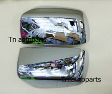 CHROME MIRROR COVER TRIM L+R FOR ALL NEW ISUZU DMAX D-MAX 2012-ON PICK UP