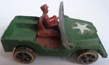 Corgi Juniors Whizzwheels Willys Jeep Military vehicle including driver 1:64th