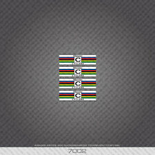 07002 3Rensho Stripes / Bands Bicycle Stickers - Decals - Transfers