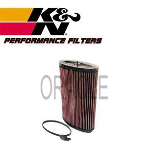 K&N HIGH FLOW AIR FILTER E-2295 FOR PORSCHE CAYMAN S 3.4 295 BHP 2005-09
