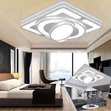 88W LED Deckenleuchte Kaltweiß Deckenlampe Massiv Wohnzimmer Küche Zimmber Lampe