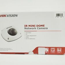 Hikvision 3MP HD Outdoor PoE Network Mini Dome Camera 4mm Lens with Audio & WiFi