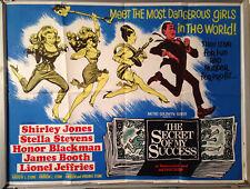 Cinema Poster: SECRET OF MY SUCCESS, THE 1965 (Quad) Honor Blackman