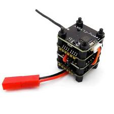 15x15mm Micro F3 Flight Controller Flysky Rx 6A Tower Stack All-In-One