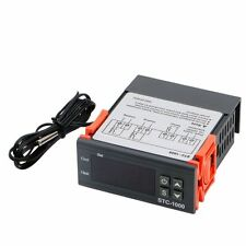 Digital AC 220V STC-1000 All-Purpose Temperature Controller Thermostat W Sensor
