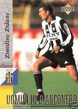 1998 Upper Deck Juventus FC Complete Soccer Trading Card Set (1-90) Plus LP 1-3