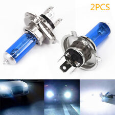 Hid 2x Xenon Headlight H4 Auto 100w White Super Car 12v 2pcs Halogen Lamp 6000k