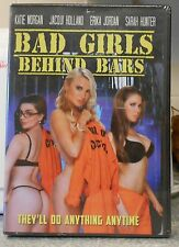 BAD GIRLS BEHIND BARS (DVD 2016) RARE COMEDY BRAND NEW
