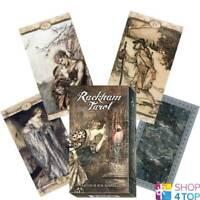 RACKHAM TAROT CARDS DECK ARTHUR RACKHAM BRITISH FOLKLORE ART LO SCARABEO NEW