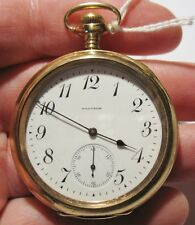 Vintage 21 Jewel American Grade Waltham Model 94 Pocket Watch